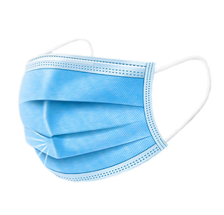 Anti-coronavirus (COVID-19) Medical & Disposable 3ply Surgical Face Masks